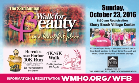 2016 Walk For Beauty