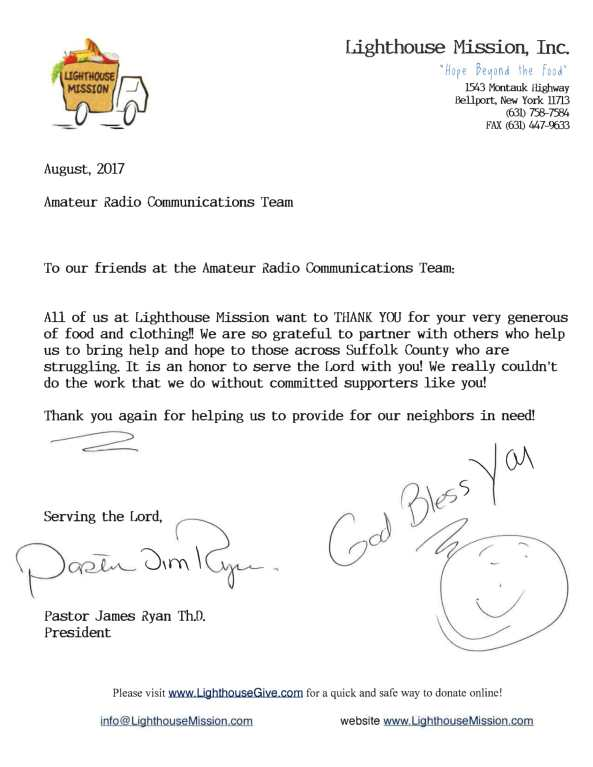 team appreciation letters