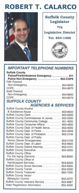 Brookhaven Town Phone Numbers