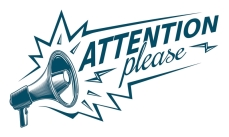 Attention Team Members