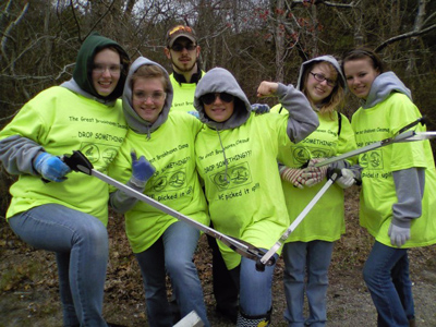 Greater Brookhaven Town Cleanup